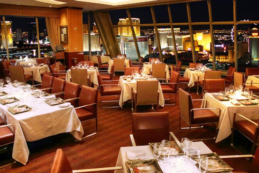Restoran di Las Vegas yang Bercita Rasa Masakan Perancis