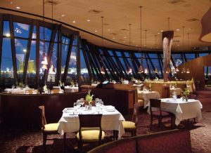 Menikmati Suasana Restoran Alize Las Vegas