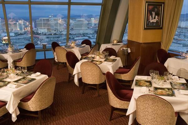 Hal Menarik Tentang Restoran Alize Las Vegas