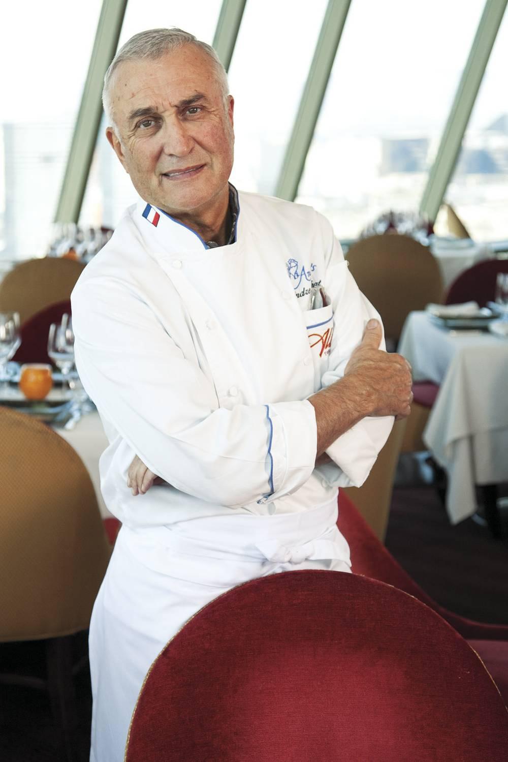 Mengulas Perjalanan Chef Andre Rochat Di Restoran Alize