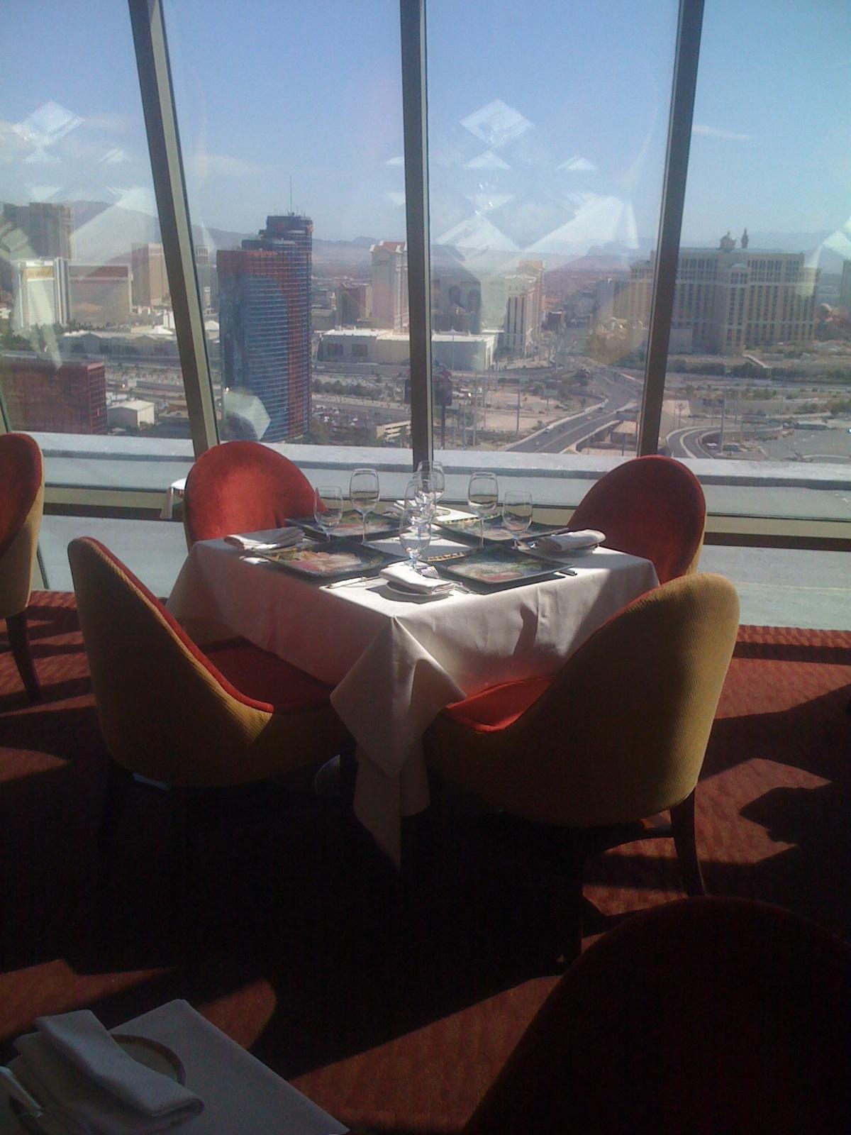 Mengulas Daya Tarik Restoran Alize Las Vegas